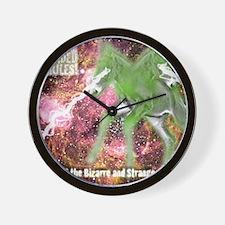 SpaceMulesLogo Wall Clock