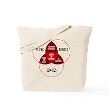 venn_bk_10x10 Tote Bag