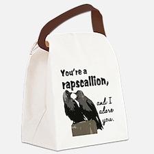 rapscallion adore Canvas Lunch Bag