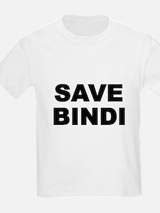 SAVE BINDI Kids T-Shirt