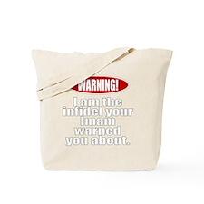 cp_imam_dk Tote Bag