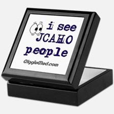 JCAHO People Keepsake Box