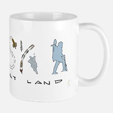 The Great Land - Color Mugs