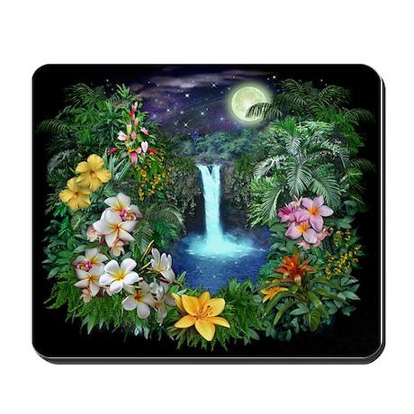 Tropical Nights Mousepad