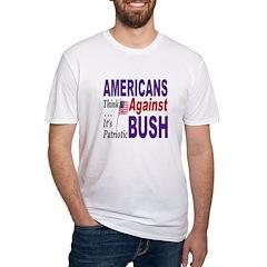 Americans Against Bush Shirt
