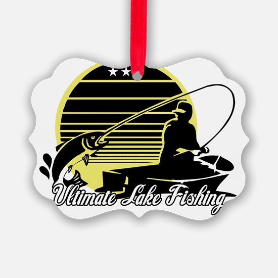 fishing2B Ornament