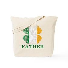 Irish_Father Tote Bag