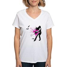 CASUAL FRIDAY pink splash b Shirt