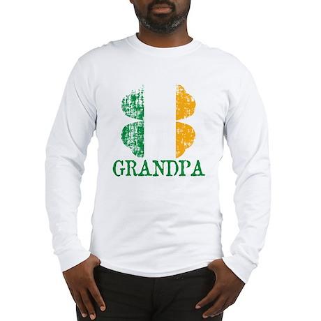 Irish_Grandpa Long Sleeve T-Shirt