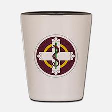 338th Medical Shot Glass
