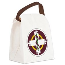 338th Medical Canvas Lunch Bag