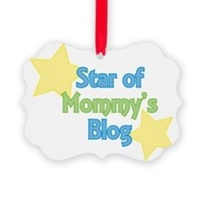 blogstar Ornament