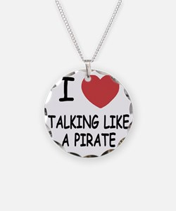 TALKING_LIKE_A_PIRATE Necklace