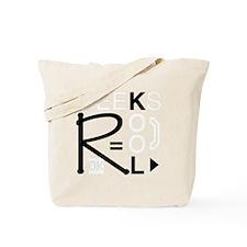 geeksrcool_WK Tote Bag