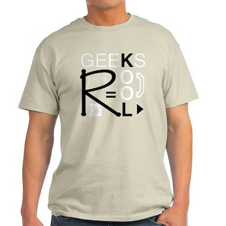 geeksrcool_WK Light T-Shirt