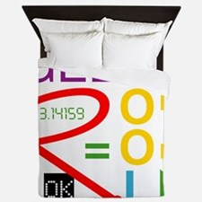 geeksrcool_multi Queen Duvet