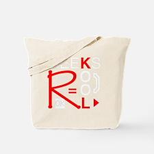 geeksrcool_WR Tote Bag