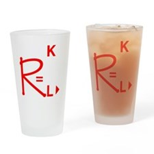geeksrcool_WR Drinking Glass