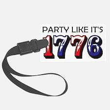 1776 Luggage Tag