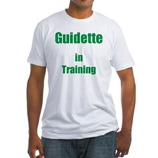 Guidette in training Shirt