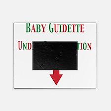 baby guidette under constr GR Picture Frame