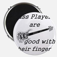 good with their fingers Magnet