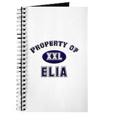 Property of elia Journal