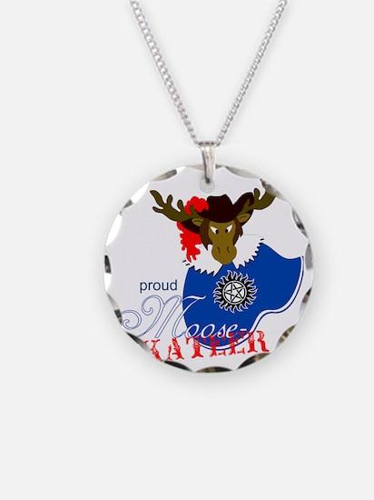 Proud Moosekateer - Light Necklace