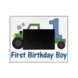 First birthday boy Picture Frames