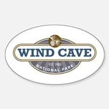 Wind Cave National Park Stickers