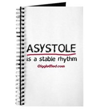 Asystole is a Stable Rhythm Journal