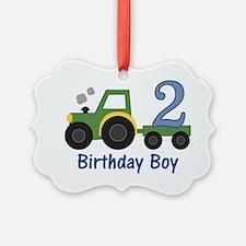 tractor2 Ornament