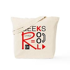 geeksrcool_KR Tote Bag