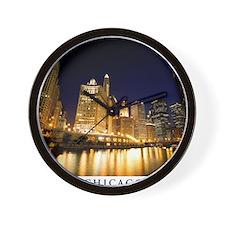 1DS2-14-7056-CALENDAR Wall Clock