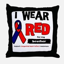 brother Throw Pillow
