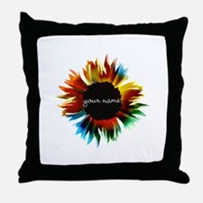 Personalized ME Throw Pillow