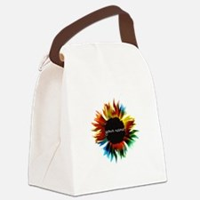 Personalized ME Canvas Lunch Bag