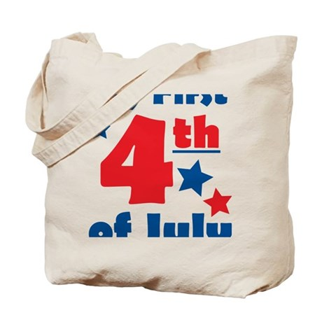 firstfourth Tote Bag