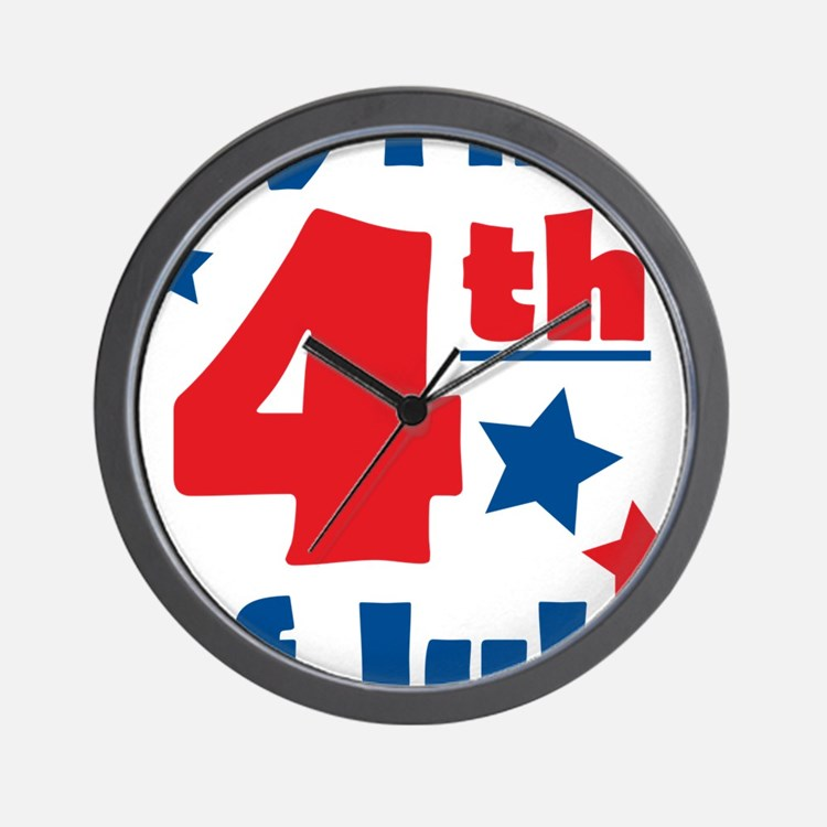 firstfourth Wall Clock