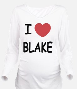 BLAKE Long Sleeve Maternity T-Shirt
