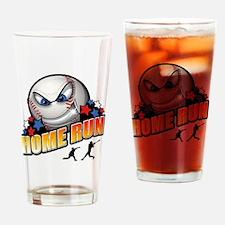 Home-run Drinking Glass