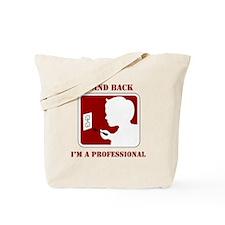 stand_back_lites Tote Bag