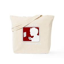 stand_back_darks Tote Bag