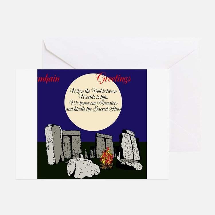 Samhain Greeting Cards (Pk of 10)