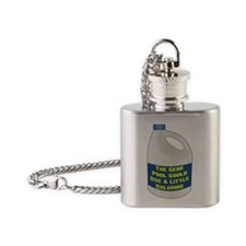 Gene-Pool Flask Necklace