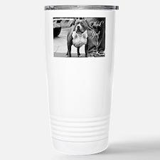 thank you pitbull Travel Mug