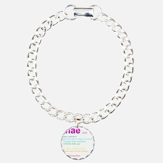 Mae_rainbow Bracelet
