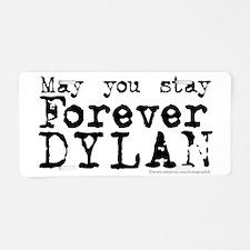 Forever Dylan-REV Aluminum License Plate
