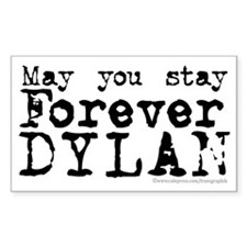 Forever Dylan-REV Decal