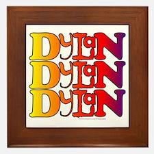 Dylan1 Framed Tile